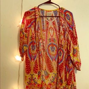 Billabong Tops - Billabong kimono